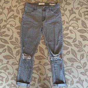 Pacsun Jeggings Gray
